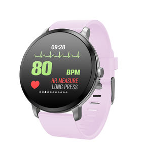 Made in เซินเจิ้นรอบ Heart Rate Monitor Smartwatch Heart Rate Monitor