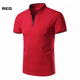 Shirts 100% Cotton Polo Shirt Polo Cotton T-shirt Wholesale Sublimation T Shirts Custom Brand 100% Cotton Special Collar Polo Shirt