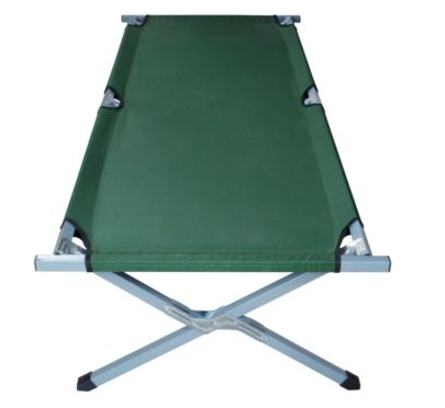 DW-ST099 Aluminum Portable military field bed