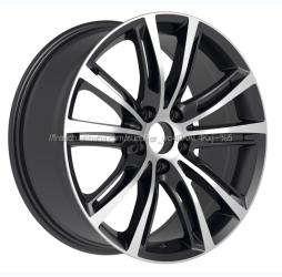 Réplique 19X8.0 roue jantes Usine prix En Aluminium 5X120 jantes en alliage pour OEM Conception chine