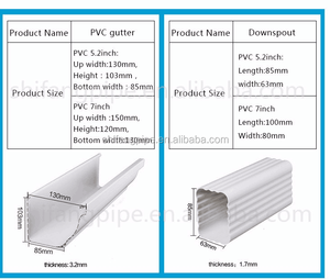 Plastic Gutter Baffle Plastic Gutter Baffle Suppliers And Manufacturers At Alibaba Com