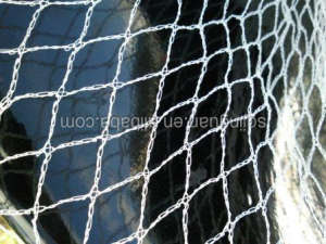 PE new material knotless bird netting bird capature net
