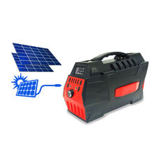 Portable 220v battery power station  500w  88000mAh 325Wh power for outdoor emergency use