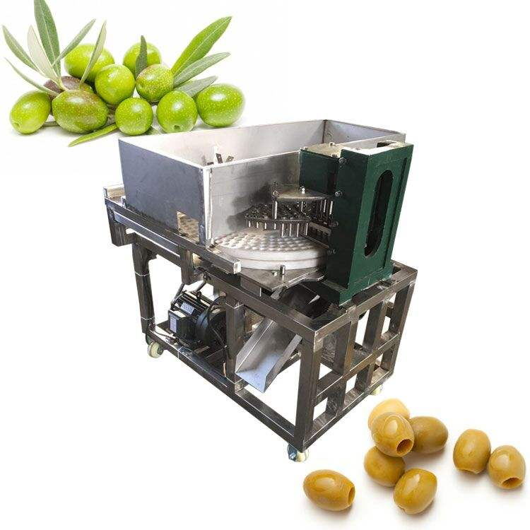 automatic dry dates pitting machine cherry seed remover olive core removing machine