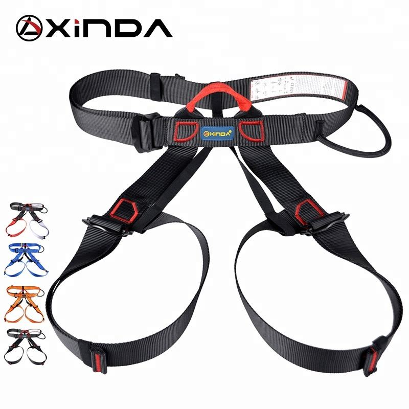 XINDA work at height half body safety harness fall protection