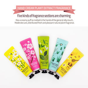 Private label Images aloe vera plant extract moisturizing hand cream for winter