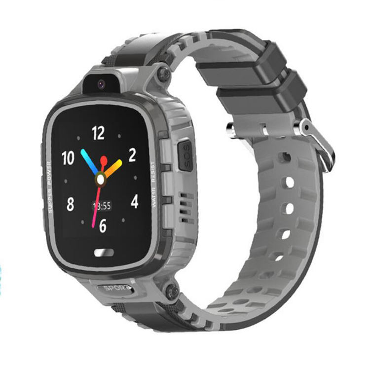 2019 trendy products gsm sos gps child locat smart watch ip67 water proof