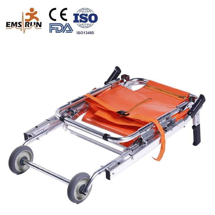 Emergency rescue wheelchair lifts ambulance chair stretcher for stairs