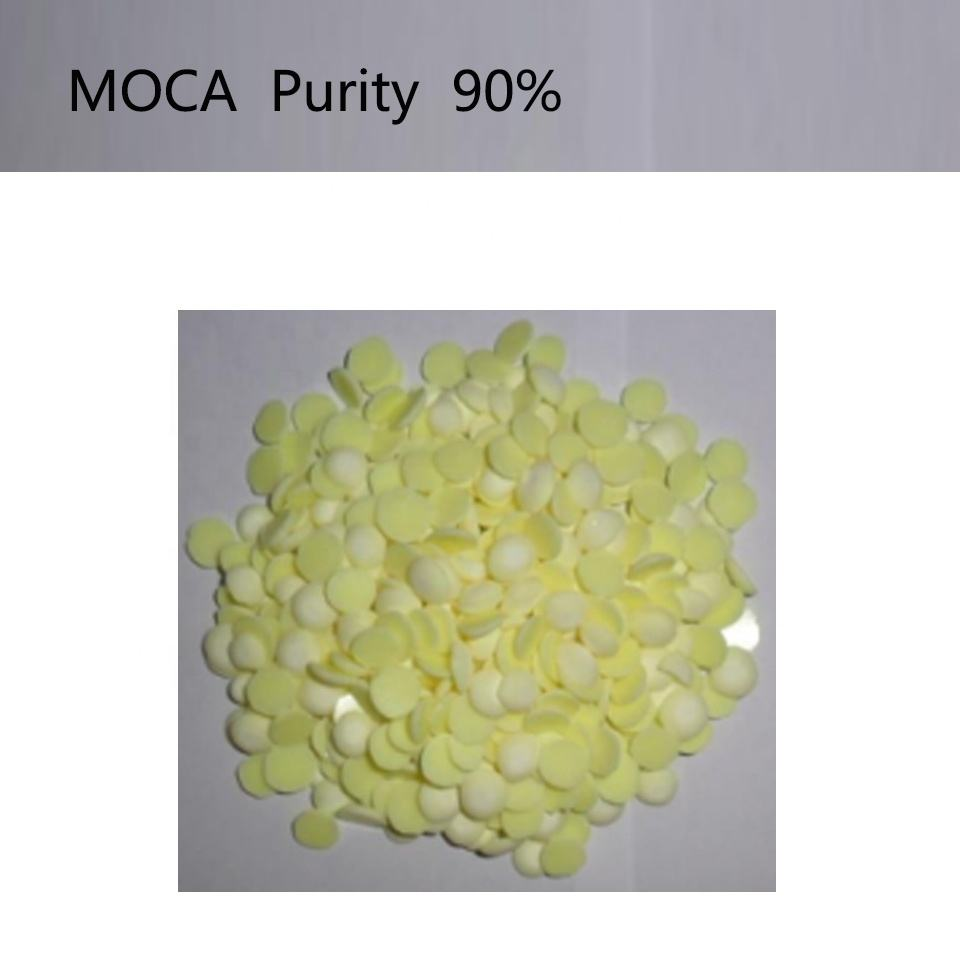 CAS101-14-4 MOCA 4,4' - Methylenebis (2-chloroaniline), curing agent for polyurethane productions PU coatings