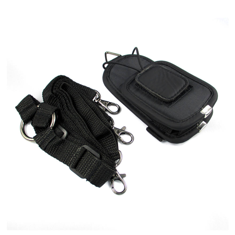 two way radio nylon case for different radio PT-02 M size walkie talkie case BaoFeng UV-5R carry case