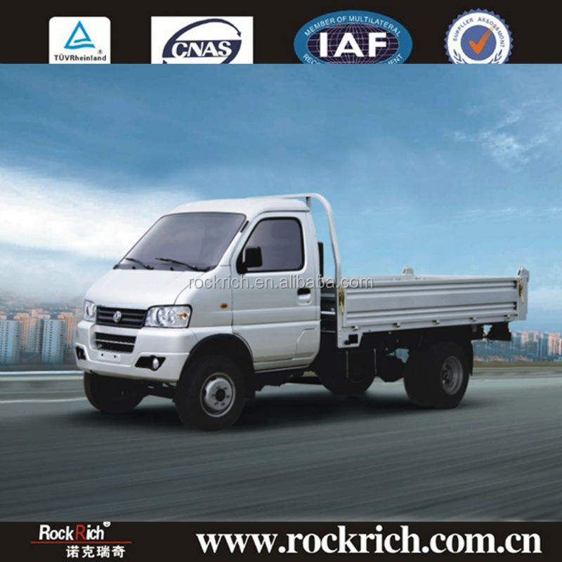 China 1.5t light duty truck, mini truck dealer
