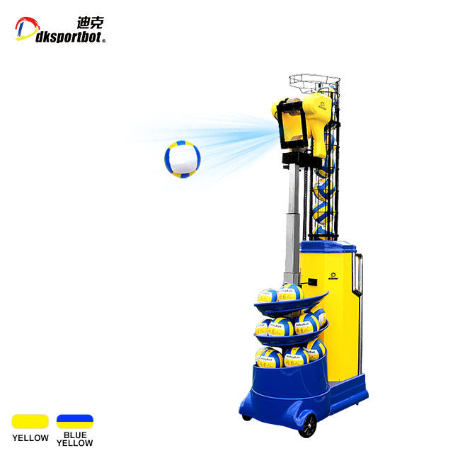 Multi-functional High-tech Volleyball training shooting Machine With Multiple Patents