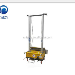 Mortar plastering machine for wall electric trowel plastering machine
