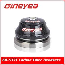41.8-49mm Carbon Headsets TaiWan Bearings Tepered Headtube Bicycle Parts Gineyea GH-513T