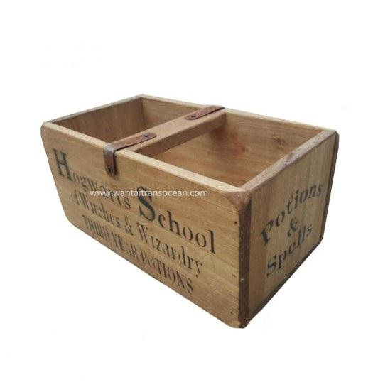Antique Vintage Wooden Crate Wooden Storge Boxes Crates