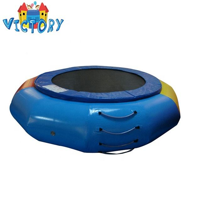 2019 inflatable bungee jumping, inflatable bungee trampoline, bungee jumping inflatable trampoline for sale