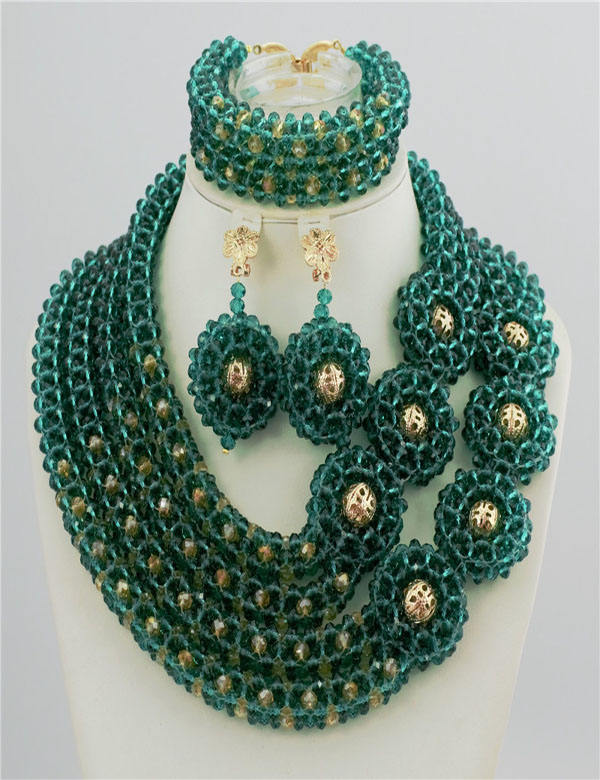 2018 wholesale indian jewelry new design rhinestone wedding jewelry jewelry sets price XGS21