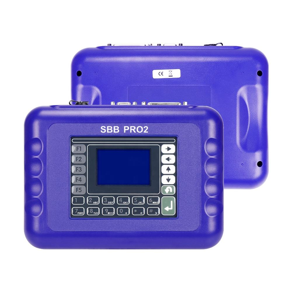 SBB Pro2 key programmer supports cars 2018 replace SBB V46.02 v33.02 SBB key programmer high quality