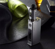 Big smoke electronic cigarette box mod 80W vape kit cheap price electronic hookah