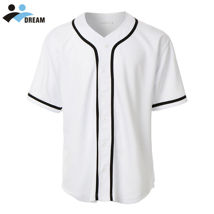 Polyester Sublimate Cheap Baseball Jerseys Custom Jersey Baseball