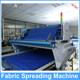 New design knitting fabric spreading machine/digital clothing spreading machine with great price