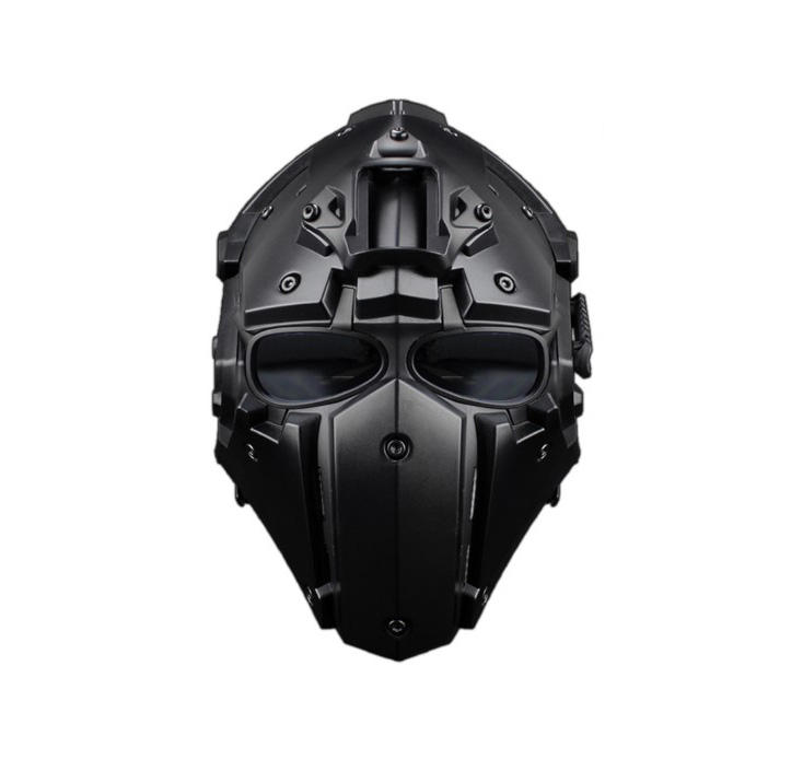 widely use fully enclosed vintage modular design military full face tactical helmet