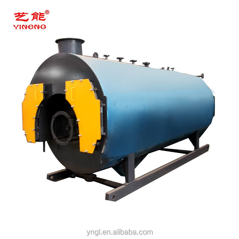 Oil Hot Water Boiler and Gas Boiler Heat Exchanger with Factory Price
