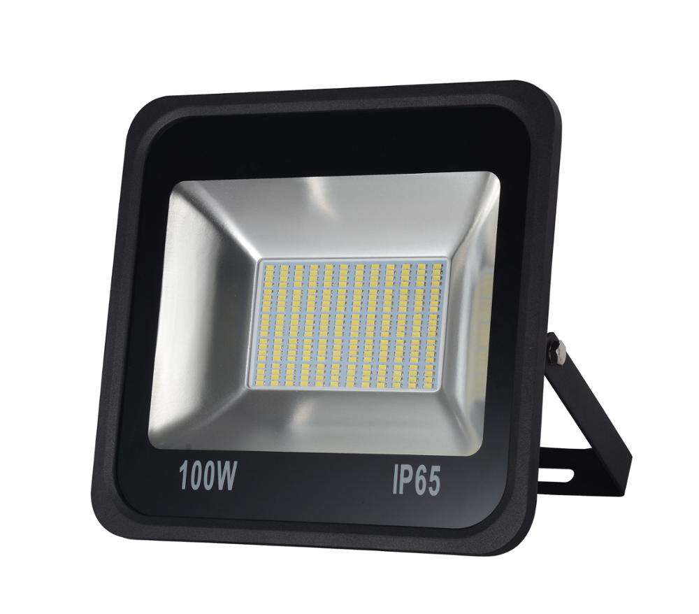 LED Floodlight 100W 50W 30W 20W 10W Ultra Thin Led Flood Light Spotlight Outdoor 220V IP65 Outdoor Wall Lamp Flood Light Led