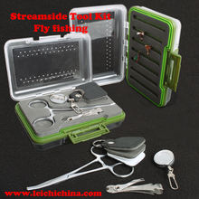 Fly fishing streamside tool kit fishing accessory