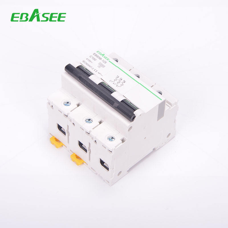 Factory supplier price 2,3,4,6,10,16,20,25,32,40A c32 mini circuit breaker