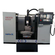 Small 3 axis fanuc cnc universal milling machine VMC3020