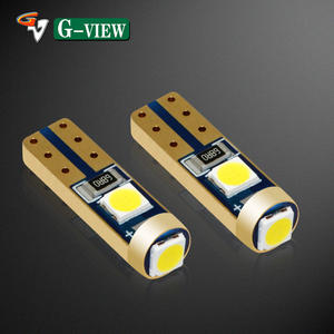 G-View-LED 3030 W3W T5 Lampe 3SMD Led-lampe 12V Fehler Freies T5 Innen Beleuchtung Instrument Lampe