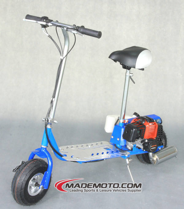 <span class=keywords><strong>Gas</strong></span> Powered solo cilindro 2 tiempos 43CC <span class=keywords><strong>Gas</strong></span> Scooter venta