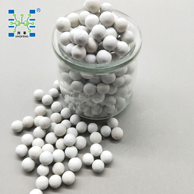 Factory Price 불활성 세라믹 알루미나 Support Beads