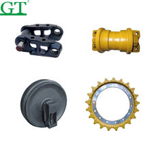 Heavy equipment spare parts for excavator
