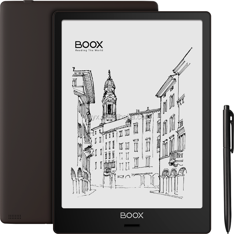 Note-taking onyx boox 9.7'' with stylus tablet ebook