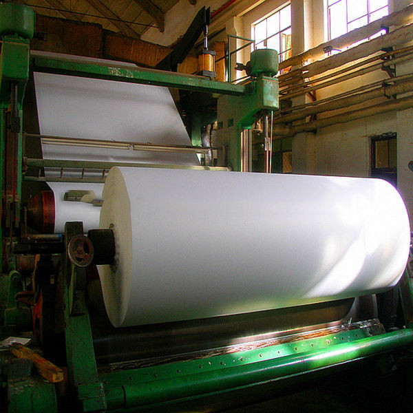 Dingchen Writing And Printing Paper Machine 2400mm White Paper Production Line
