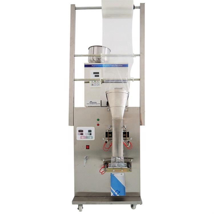 YTK-PW200 200g automatique particle & poudre sachet machine d'emballage, machine à emballer de poche
