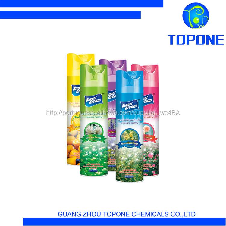<span class=keywords><strong>Respiração</strong></span> purificadores de spray, Wc spray ambientador 600 ml