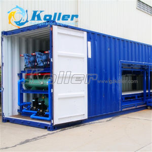 Koller 20 Tons/Day Containerized Ice Block Nhà Máy JDK200
