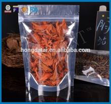 Custom Logo export quality organic food packing for nut/dried fruit and vegetables