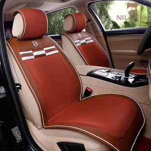 Wholesale universal leather car seat cover fashion car seat cushion covers