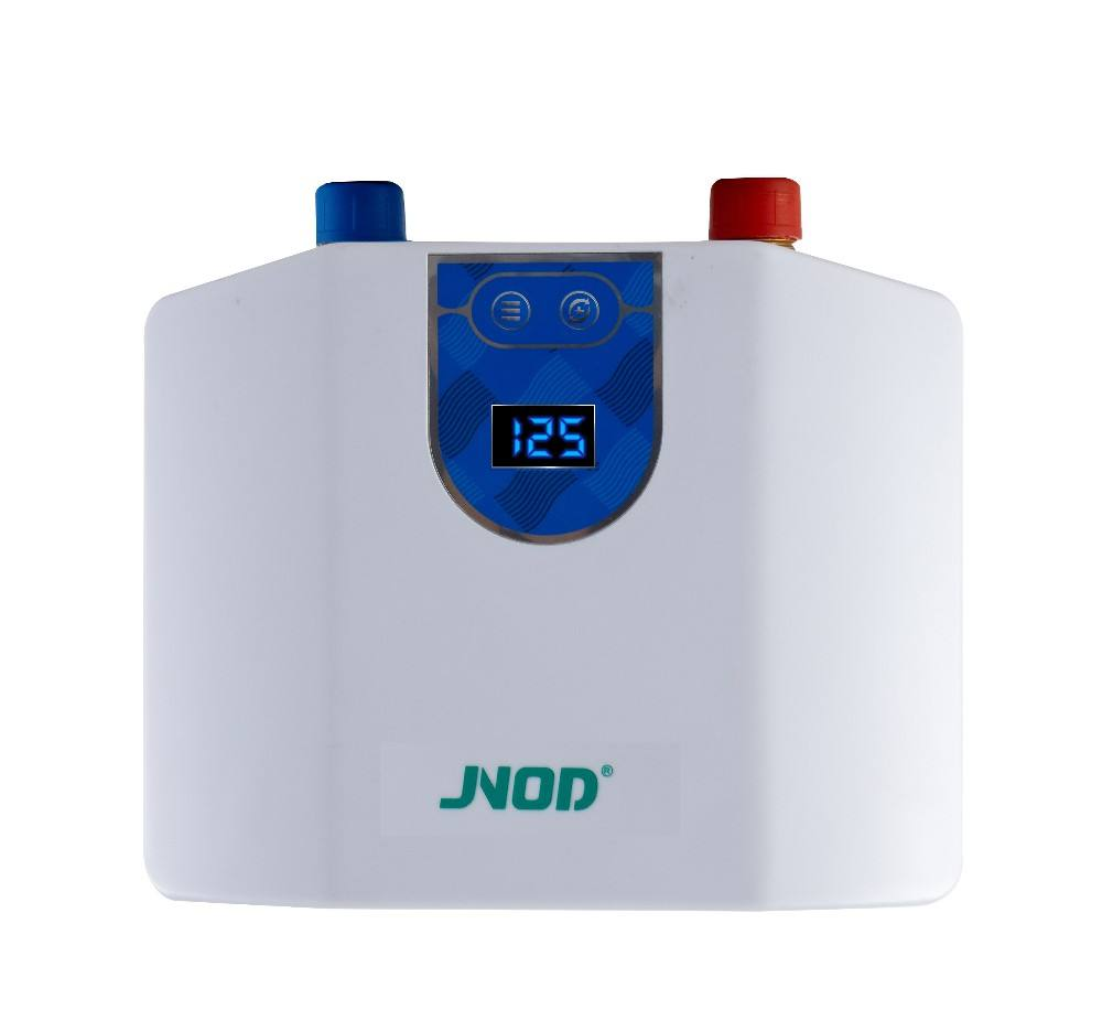 JNOD mini kitchen instant tankless electric pool water heater
