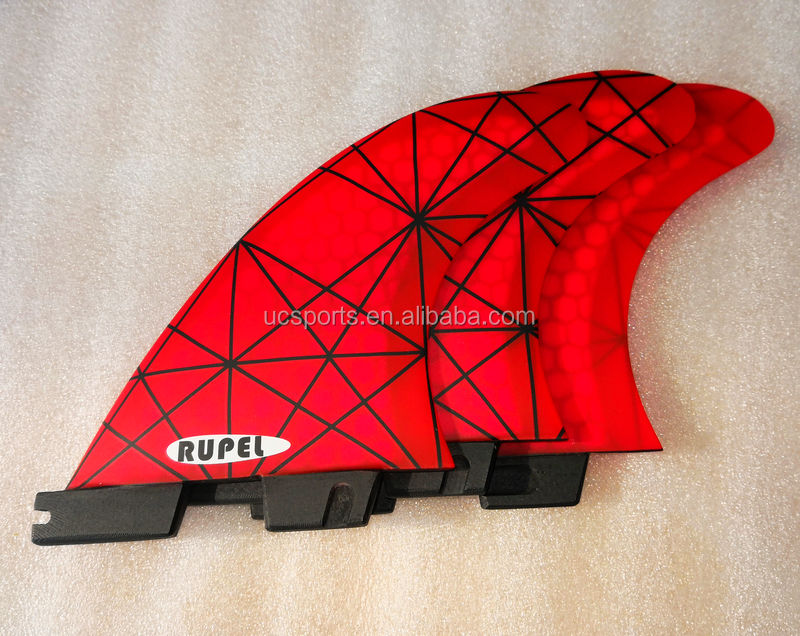 New FCS II 2 Surf Fins SUP Tri set G5 M Surfboard Fin hydrofoil Water Sports HZF-B