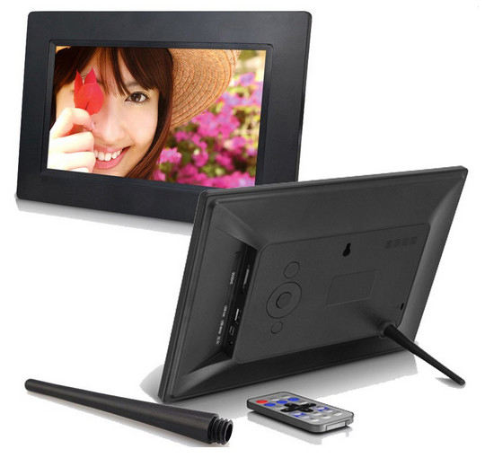 Factory wholesale price 7 inch LCD photo frame digital