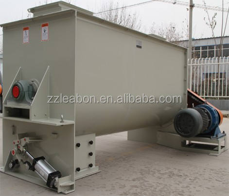 Whole System Automatic Poultry Feed Powder Mixer from China