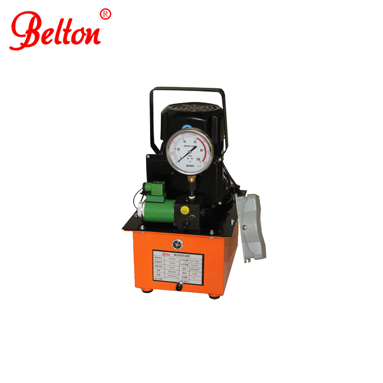 BE-CH-100A heavy duty hydraulic punch machine portable punch machine