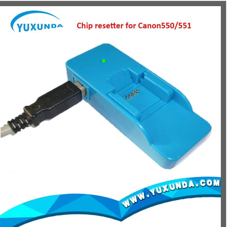 Usb Chip Resetter For Canon Pgi550 Cli551 Chip Resetter For Pgi-550 Cli-551 For Mg5450 Mg6350 Ip7250
