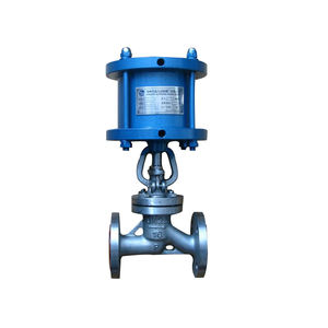 China Supplier Produced Pneumatic Globe Valve Price