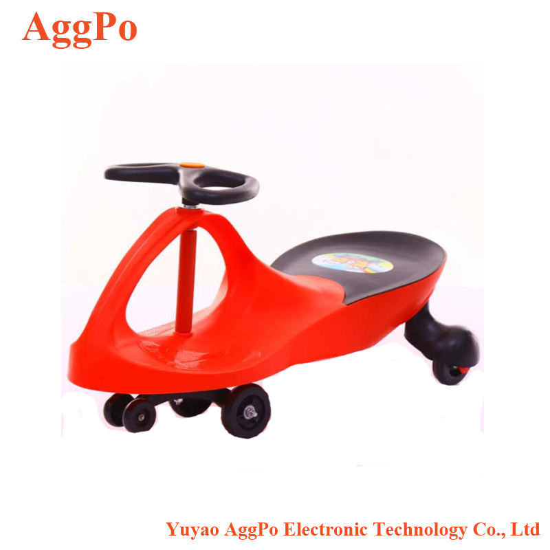 2019 Newest outdoor baby kid children wiggle swing car twist car with factory wholesale price